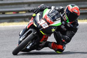 KYT Helmets & Aprilia Racing Was Born